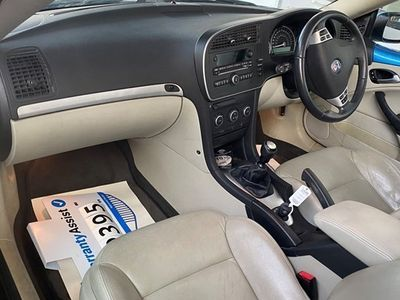 used Saab 9-3 Convertible 1.9 TiD Vector 2d