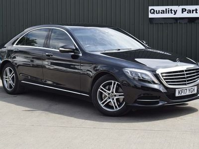used Mercedes S350 S Class 3.0SE Line L (Executive) LWB Saloon 9G-Tronic (s/s) 4dr