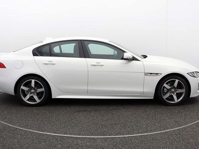 used Jaguar XE R-SPORT Saloon 2017