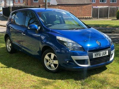 used Renault Scénic 1.5 dCi Dynamique TomTom 5dr