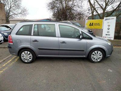 used Vauxhall Zafira Life 1.6i 5dr