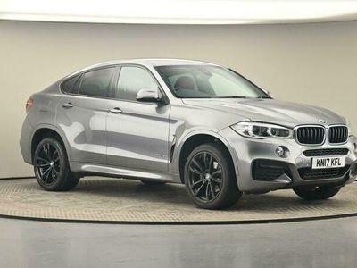 used BMW X6 xDrive30d M Sport 5dr Step Auto