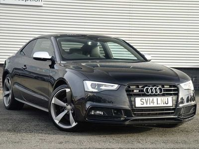used Audi A5 S5 Quattro Black Edition 2Dr S Tronic