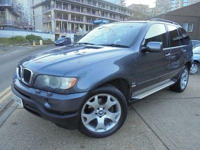 used BMW X5 3.0 i Sport 5dr
