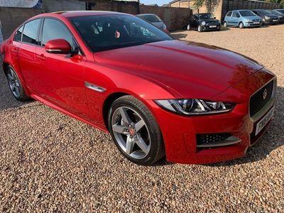 used Jaguar XE 2.0d R-Sport (s/s) 4dr