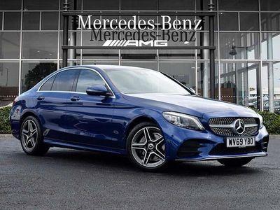used Mercedes C200 C CLASSAMG Line Edition Premium 4dr Auto