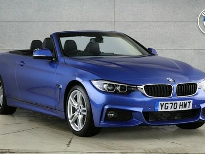 used BMW 420 d M Sport Convertible