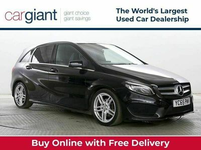 used Mercedes B180 1.5 AMG Line Premium DCT 5dr