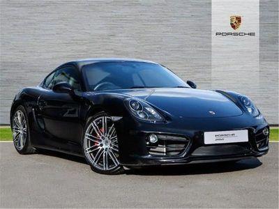 used Porsche Cayman 3.4 S 2Dr Pdk