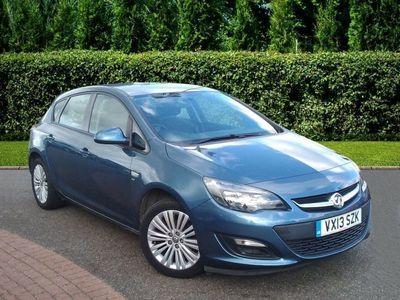 used Vauxhall Astra Energy