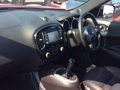 used Nissan Juke SUV 1.2 DiG-T Tekna 5d