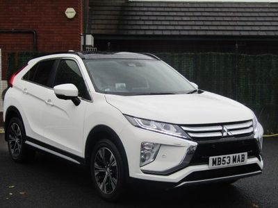 used Mitsubishi Eclipse Cross 1.5 4 5DR CVT