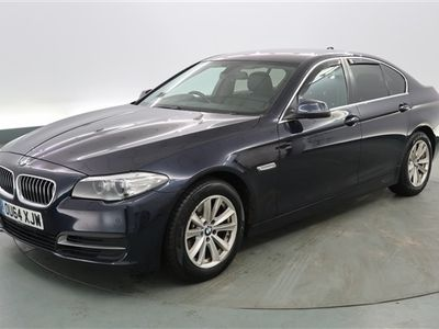 used BMW 518 5 Series d [150] SE 4dr Step Auto - DRIVING MODES - XENONS - DAB/CD/AUX/USB 2.0