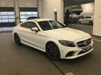 used Mercedes C180 C CLASS COUPEAMG Line Premium 2dr 9G-Tronic
