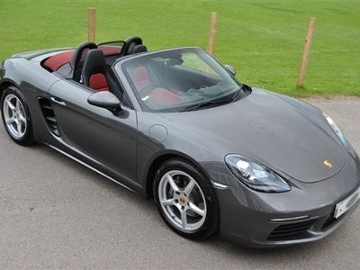 used Porsche 718 Boxster Boxster PDK 2.0 2dr