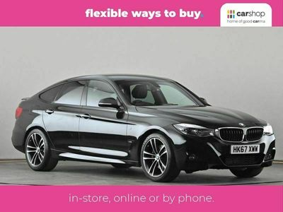 used BMW 320 3 Series d [190] M Sport 5dr Step Auto [Business Media] Leather Seats 2.0