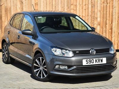 used VW Polo 1.2 Tsi Match Edition 5Dr