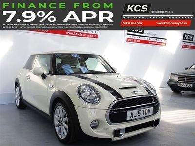 used Mini Cooper S HATCH COOPER 2.03d 189 BHP CHILI -NAV- PAN ROOF - LEATHER