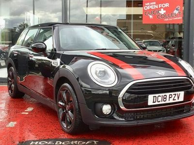 used Mini Cooper Clubman 1.5 Steptronic (s/s) 6dr