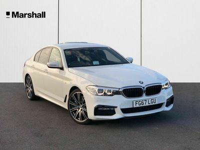 used BMW 540 5 Series i xDrive M Sport 4dr Auto