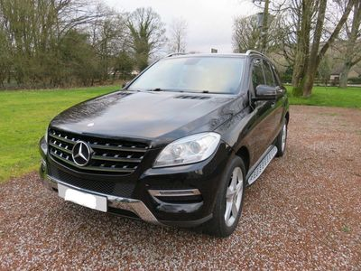 used Mercedes ML250 M Class 2.0CDI BlueTEC Special Edition 5dr