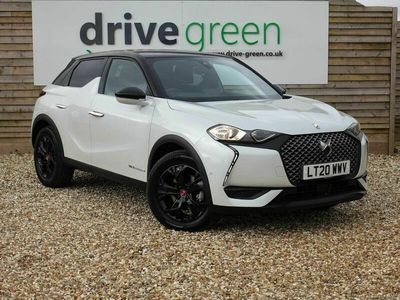 used DS Automobiles DS3 CROSSBACK E-TENSE 50kWh Performance Line Crossback Auto 5dr
