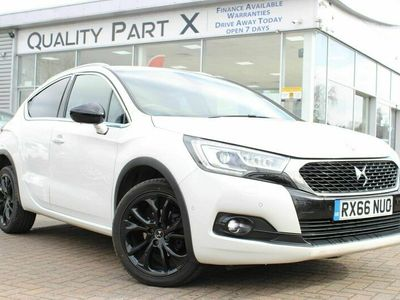 used DS Automobiles DS4 Crossback CROSSBACK 1.2 PureTech (s/s) 5dr