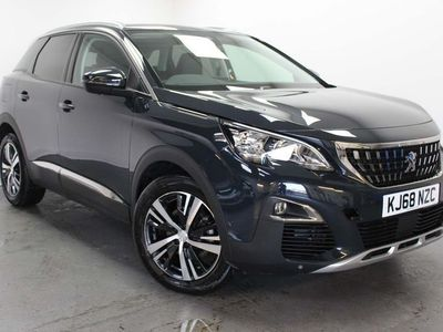 used Peugeot 3008 1.5 BlueHDi Allure EAT (s/s) 5dr