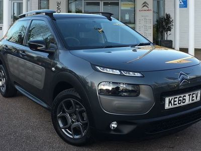 used Citroën C4 Cactus 1.2 PureTech Feel Hatchback 5dr Petrol (s/s) (110 ps)
