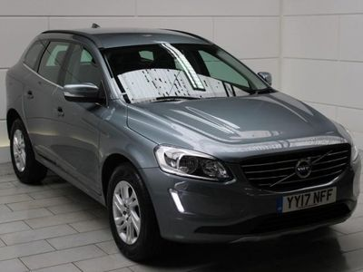used Volvo XC60 2.0 D4 SE Nav Geartronic (start/stop)[LEATHER][190 diesel estate