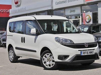 used Fiat Doblò EASY 5-Door