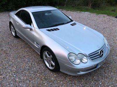 used Mercedes SL500 SL Class 5.02dr