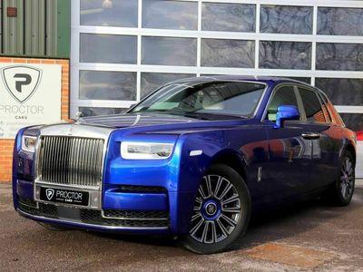 used Rolls Royce Phantom 6.7 V12 Auto 4dr