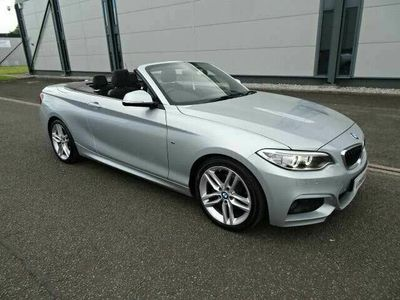 used BMW 220 2 SERIES 2.0 D M SPORT 2d 188 BHP 6.9% APR SUBJECT TO STATUS