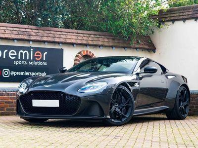 used Aston Martin DBS 5.2 V12 BiTurbo Superleggera Auto (s/s) 2dr
