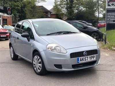 used Fiat Punto ACTIVE 8V 3-Door