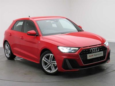 used Audi A1 30 Tfsi S Line 5Dr
