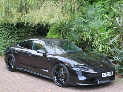 used Porsche Taycan 93.4kWh Turbo Auto 4WD 4dr