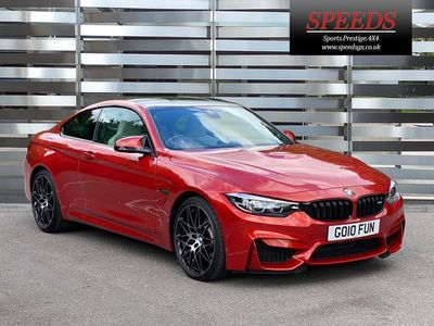used BMW M4 M43.0 BiTurbo GPF (Competition Pack) DCT Auto (s/s) 2dr Coupe, COMPETITION