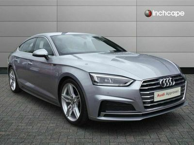 used Audi A5 Sportback DIESEL 40 TDI S Line 5dr S Tronic