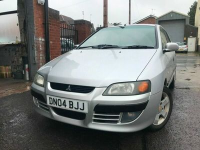 used Mitsubishi Space Star 1.6 Equippe 5dr Auto