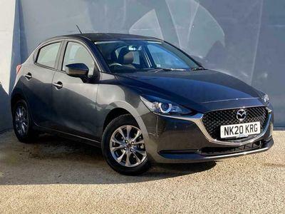 used Mazda 2 1.5 SKYACTIV-G MHEV SE-L (s/s) 5dr hatchback