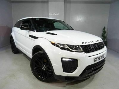 used Land Rover Range Rover evoque 2.0Td4 HSE Dynamic (s/s) Coupe 3d Auto