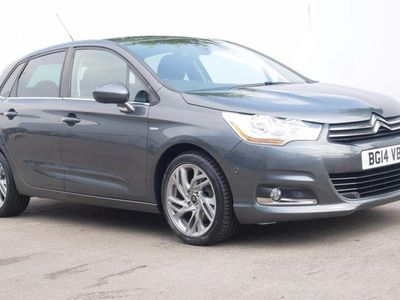 used Citroën C4 1.6 e-HDi [115] Exclusive 5dr Grey Manual Diesel