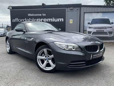used BMW Z4 ROADSTER 18i sDrive 2dr