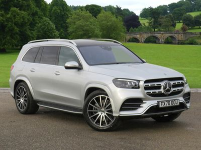 used Mercedes GLS400 GLS4Matic AMG Line Premium + 5dr 9G-Tronic Auto