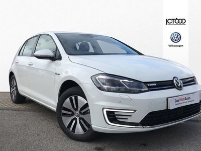 used VW Golf Golfe-Golf 136PS 1-speed automatic