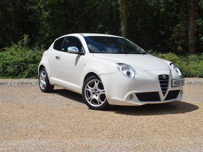 used Alfa Romeo MiTo TB MultiAir 135 TCT Auto Distinctive 1.4 3dr