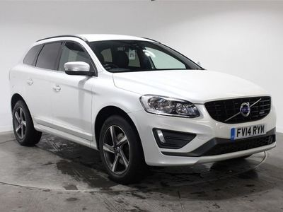 used Volvo XC60 D4 [181] R DESIGN 5dr Geartronic 2.0