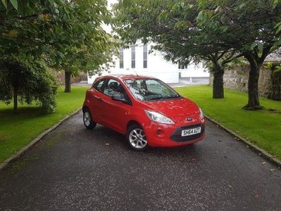 used Ford Ka 1.2 Studio Connect 3dr [Start Stop]